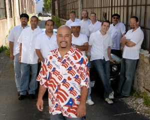 Alex Torres and His Latin Orchestra @ Freedom Park | Schenectady | New York | United States