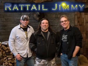 Rattail Jimmy featuring Alan Payette ~ rock, Fireworks @ dark