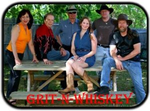 Grit -N- Whiskey ~ country
